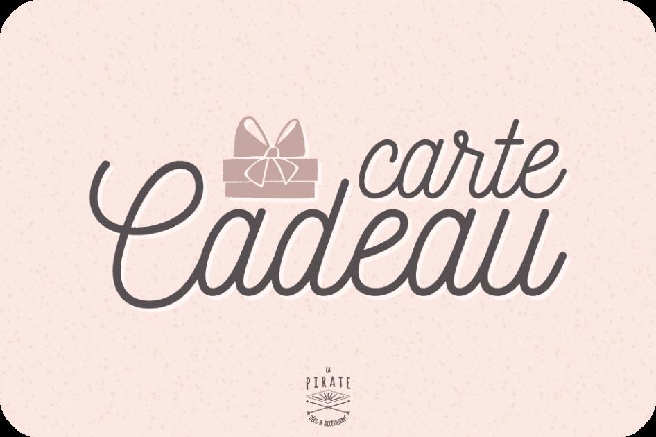 Carte Cadeau Mariage, Idée Cadeau, Cadeau Naissance, Cadeau Baptême -La-Pirate