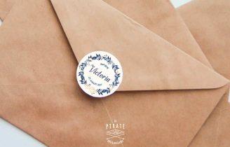 Étiquettes Baptême, étiquettes Naissance Personnalisées pour personnaliser vos enveloppes
