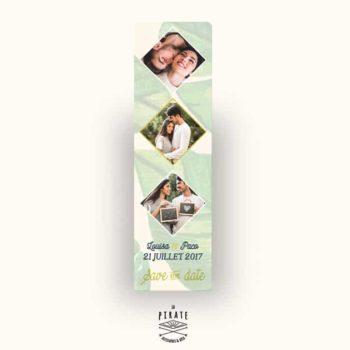Save The Date Mariage Photomaton - Palmista