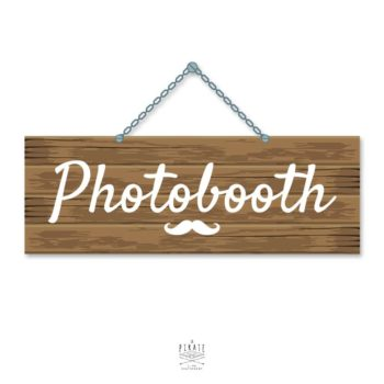 Stickers Photobooth - Mariage Folk