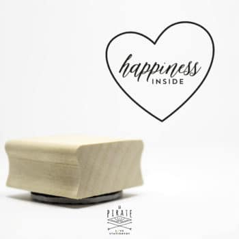 Tampon Happiness Inside - Tampon Packaging - La Pirate